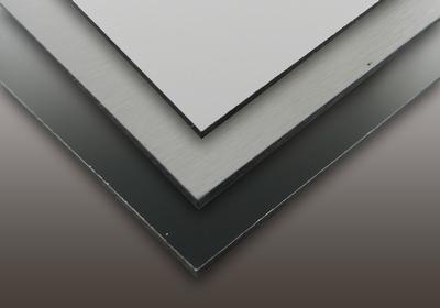 Aluminium paneel 60 x 40