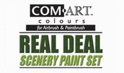 Com-art real deal scenery set