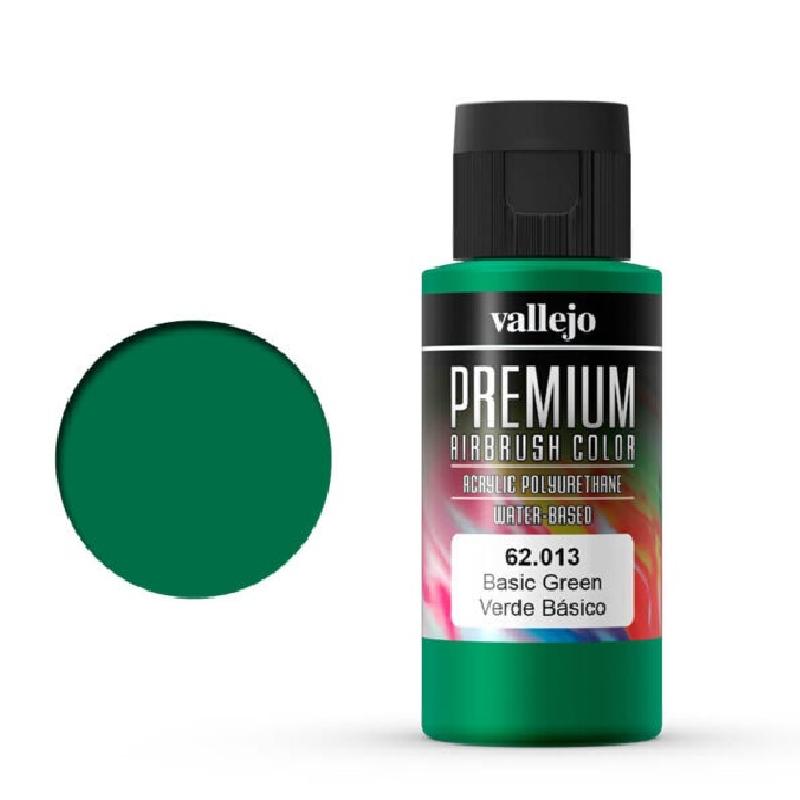 Vallejo Premium green