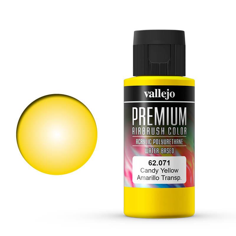 Vallejo Premium candy yellow