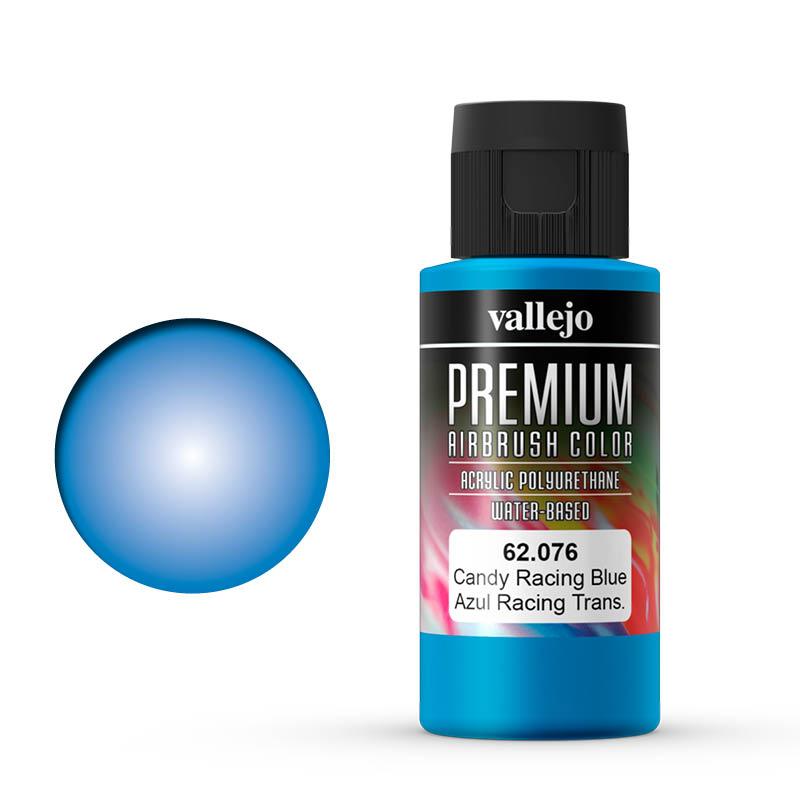 Vallejo Premium candy racing blue