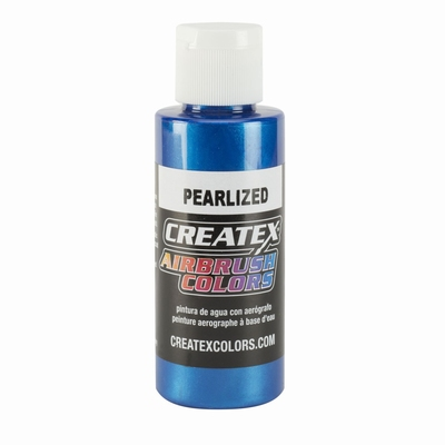 Createx pearl blauw 60 ml.
