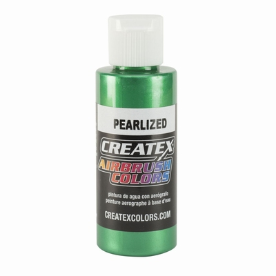 Createx pearl groen 60 ml.