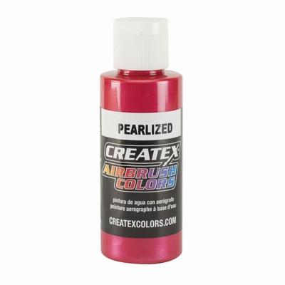 Createx pearl rood 60 ml.