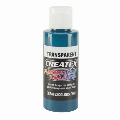 Createx transparant aqua 60 ml.