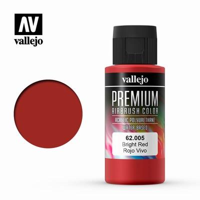 Vallejo Premium red
