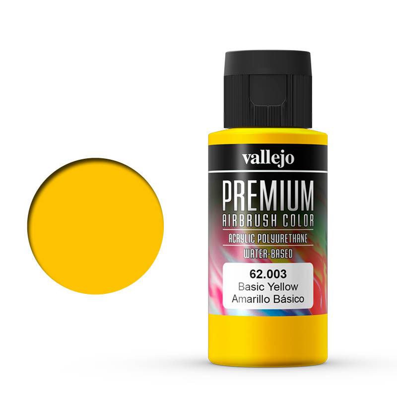 Vallejo Premium yellow