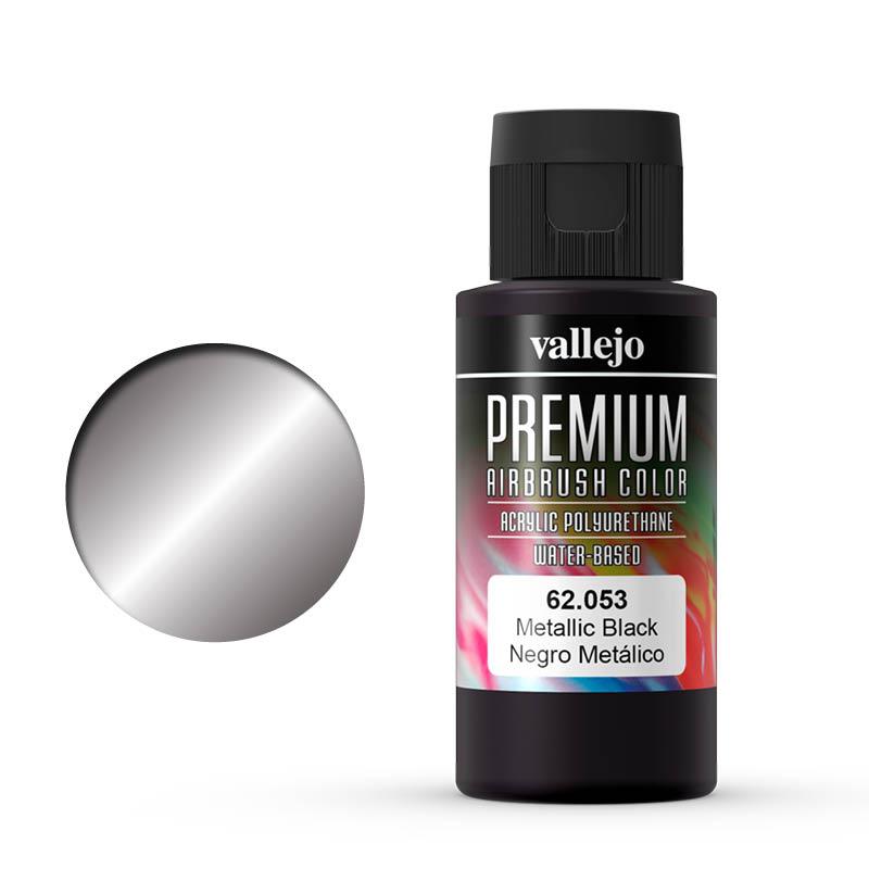 Vallejo Premium metallic black