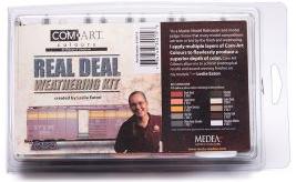 Com art Real Deal Weathering Kit