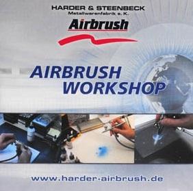 Airbrush set 8
