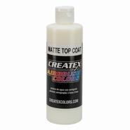 Createx mat top coat