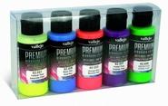 Vallejo premium rc fluorecerende set