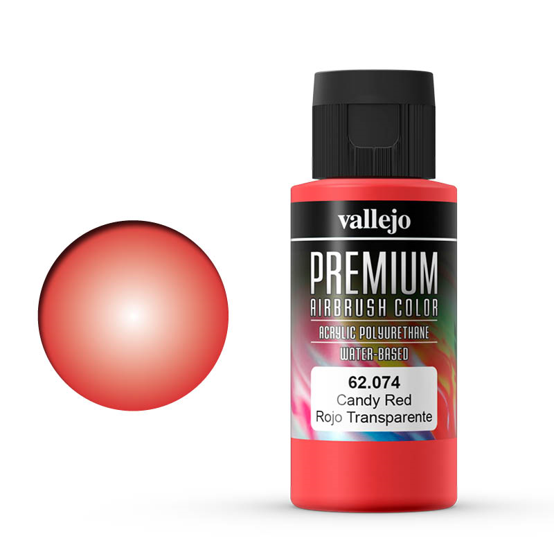 Vallejo Premium candy red