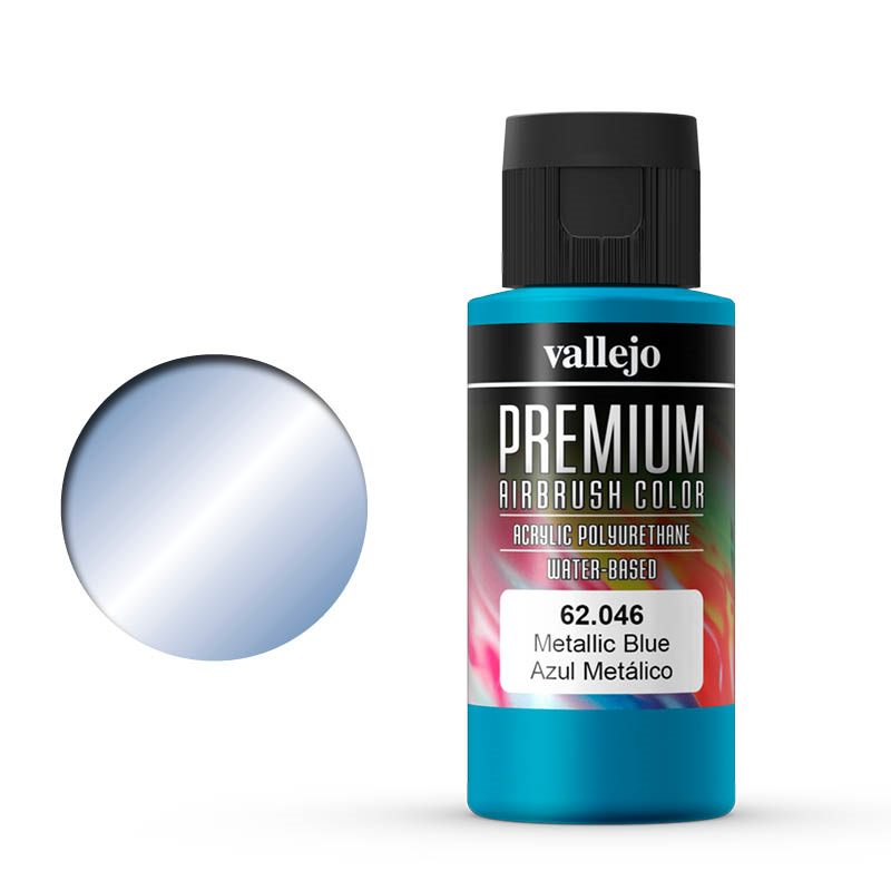 Vallejo Premium metallic blue