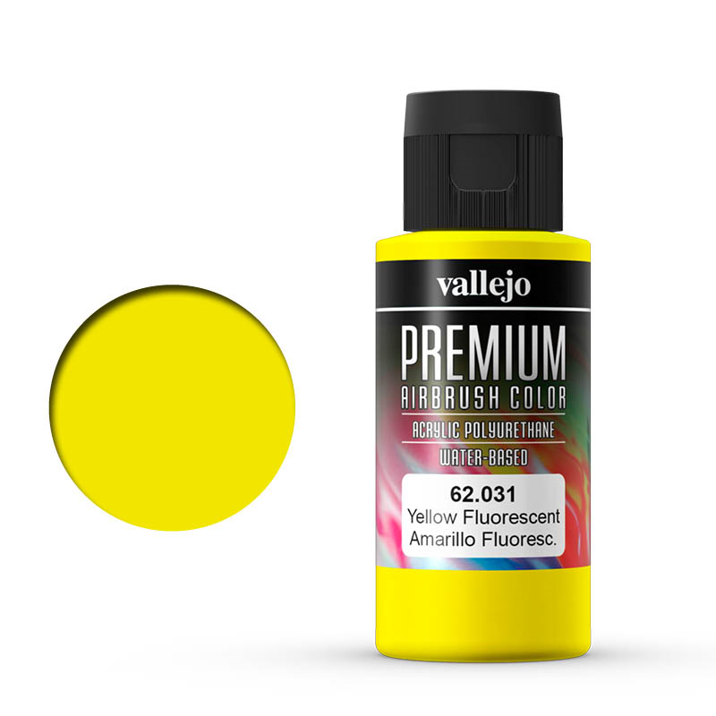 Vallejo Premium fluo yellow