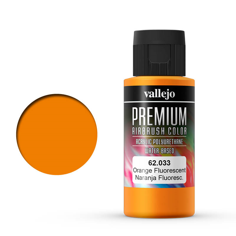 Vallejo Premium fluo orange