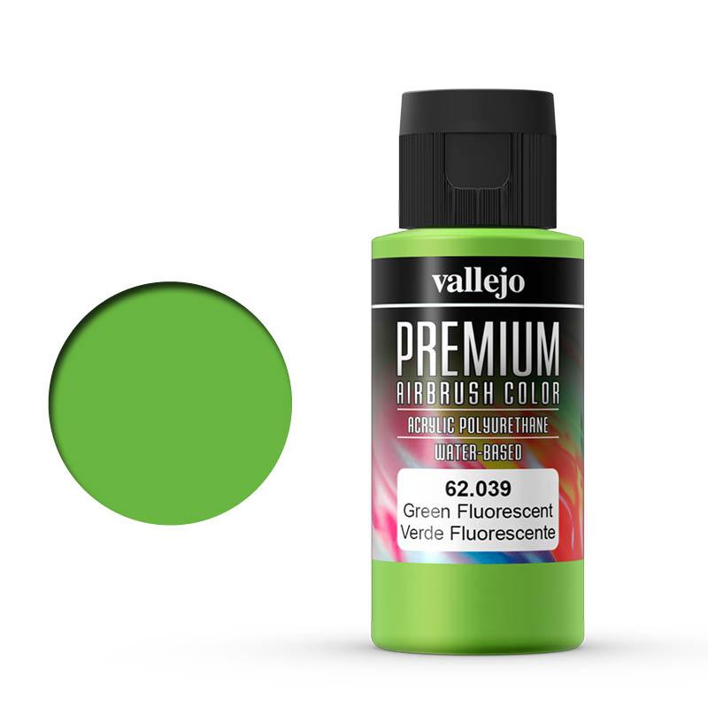 Vallejo Premium fluo green