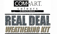 Com-art real deal weathering kit