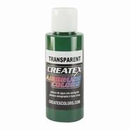 Createx transparant groen 60 ml.
