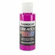 Createx fluorecerend raspberry 60 ml.