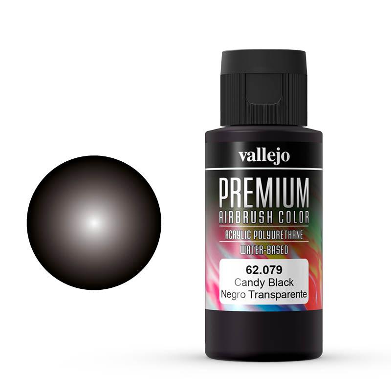 Vallejo Premium candy black