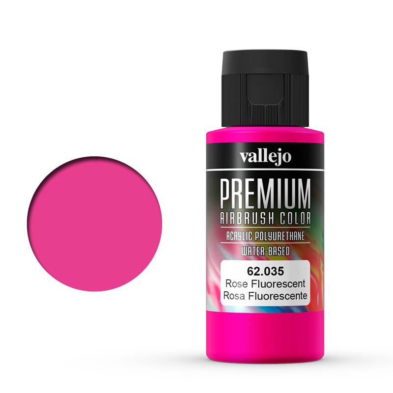 Vallejo Premium fluo rose