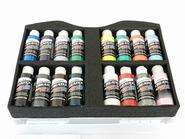 Createx opaque set van 16