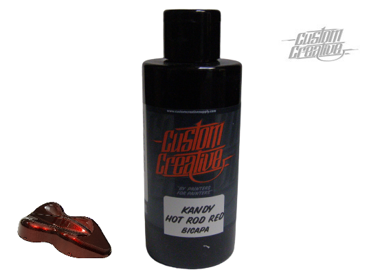 Hot Rod Red  150 ml.