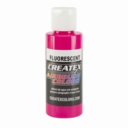 Createx fluorecerend magenta 60 ml.
