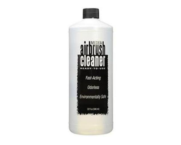 Medea airbrush cleaner voordeel fles 896 ml.