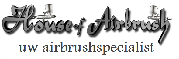 Hobby airbrushes
