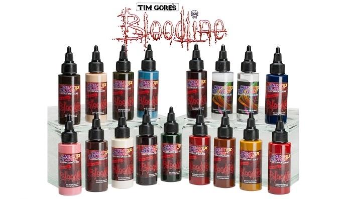 Createx Tim Gores Bloodline