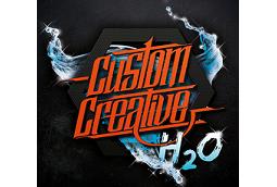 Custom Creative h2o