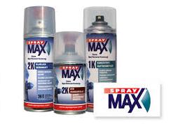 Spraymax spuitbussen